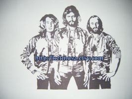 The Beegees by Kelmo