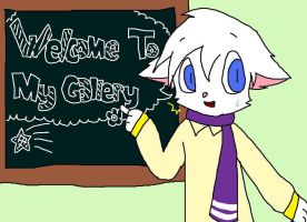 Welcome to my gallery XD by veichimera