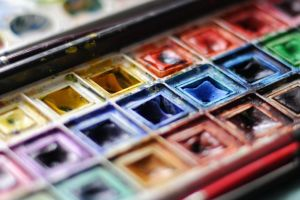 Water Colours by Foxseye