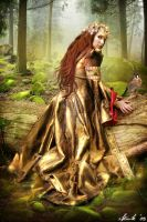 Lady Guinevere by Toefje-Kunst