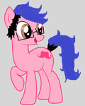 YouTube Ponies: Mark Fischbach (Markiplier) by Xiaolin101