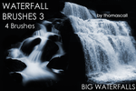 Big Waterfall Brushes by thomascall