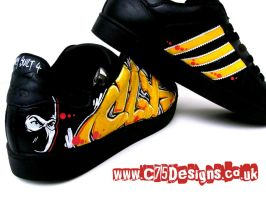 Cuban Linx, CLX, Kicks by C75Designs