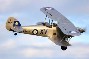 Hawker Hind by Daniel-Wales-Images
