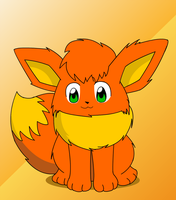 Marcus the Eevee by PokeHihi