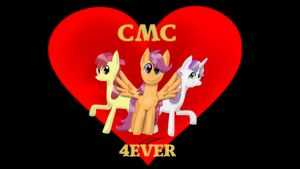 [MLP] CMC 4 EVER fertig by Itarra