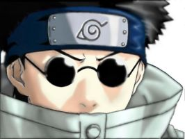 Shino - my 1st tym PC coloring by v2-6