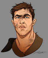 Miffed Max by DJCoulz