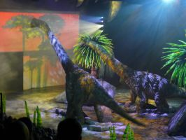 Walking with dinosaurs 6 by FaeDuSoliel