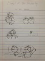 LucaXTasha doodles - 9/17/12 by Jestloo