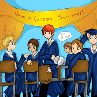 Grads...guys? by IrregularChild