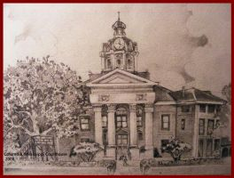 Mississippi Courthouse by deviantmike423