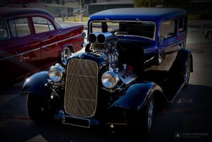 Ford Hotrod by godwantsudead