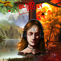 Blind Irony  Cd Cover by Snigom