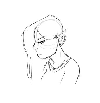 Head Turn {Animated} by Altimos0023