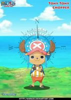 Tony Tony Chopper TS by donaco