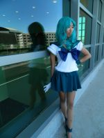 Sailor Moon: Sailor Senshi Neptune by ItsMeraki-Cosplay