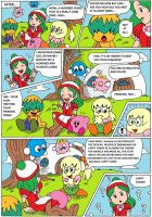 Kirby Princess of Dream Land comic Page-15 by Deitz94