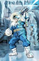 Captain Cold by Fourgreen