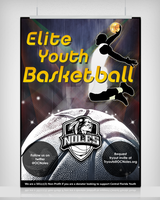 Elite Youth Basketball Flyer by Pulse-7315