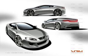Honda Prelude HC2 - Renders by jmvdesign