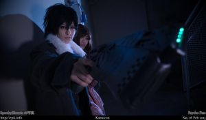 Psycho Pass :: The Will to Protect by m-ichiko