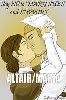 Support AltairMaria by LightiningDragon