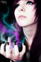 I eat lightning by OurMindsCollided
