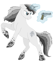 Happy Birthday SnipingBrony412!!! 8D by Jennidash