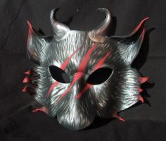 Demon Wolf Mask by Jedi-With-Wings