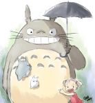 "My Neighbour Totoro ""Rough"" by gndagnor"