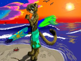 Tad the florida panther by TadCougar