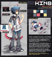 King Reference (2014) by Hi-biki