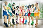 Sailor Moon - Pretty Guardians by ValeforHo