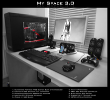 My Space 3.0 by drudragon
