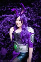 Aurin - Wildstar by Samii-Doll