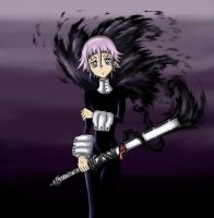 Crona The Demon Sword Meister2 by Yuna516