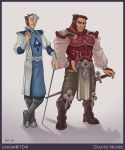Two Princes by ChateNoire