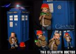 Baby Doctor Who - The Eleventh Doctor by Jbressi