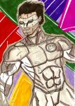 Daily DCU Day 246: White Lantern by Marcus-Pechan
