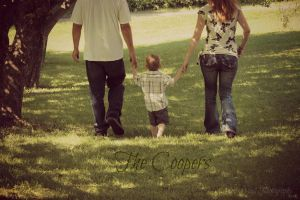 The Cooper Family by sakredsoul