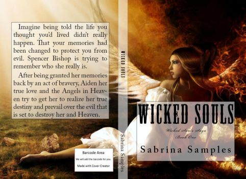 Wicked Souls Cover by wickedsoulsbook