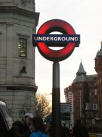 London Underground by mihi2008