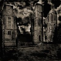 Haunted Buildings Background2 by mysticmorning