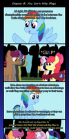 Past Sins: You can't hide magic P6 by SaturnStar14