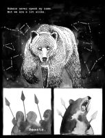 The Bear 1/4 by Remigis