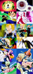 Vegeta: Warrior or Fail by gamuhammad