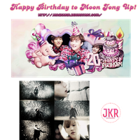 [Pack] Jong Uppie's Day!!! - Jong Up B.A.P by jangkarin