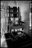 Electric Chair by CacaoDrinker23