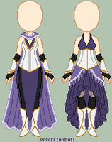 g: Ashuri Outfit Set by Queen-of-Color
